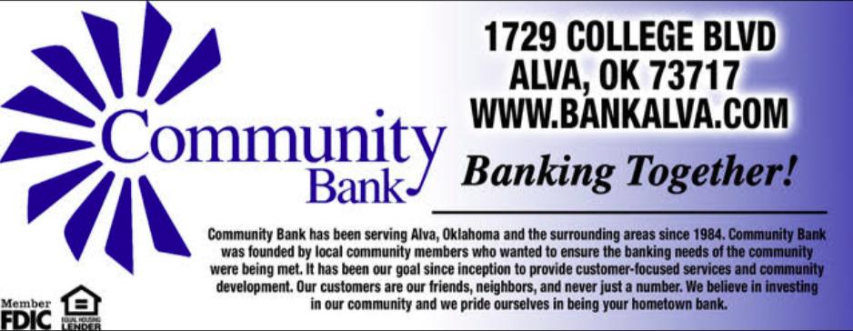 Community Bank Alva 1125