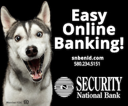 Security Bank Enid 250