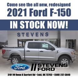 Stevens Ford 250