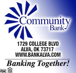 Community Bank Alva 250